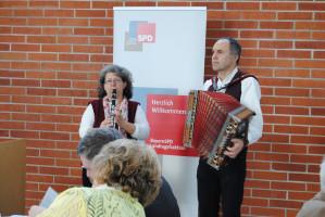 Ein großes Dankeschön an Familie Heilgenthal für ihre musikalische Untermalung