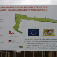 Auch die Landesgartenschauen werden mit Mittel der Regionalförderung finanziert.