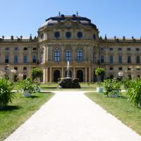 Balthasar Neumanns Residenz in Würzburg