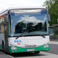 ÖPNV Bus