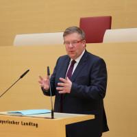 Im Landtag besuchten mich Gäste aus den Landkreisen Kitzingen und Würzburg