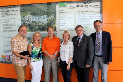 2015 07 10 Uniklinik Aschaffenburg